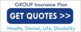 Get Group Health, Dental, Life and Disability Insurance Quotes